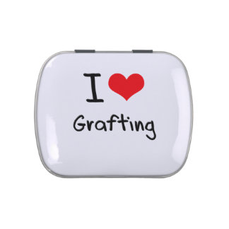 I Love Grafting Jelly Belly Tins
