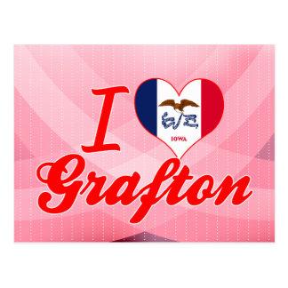 I Love Grafton, Iowa Post Cards
