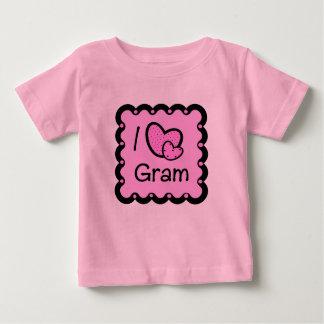 I Love Gram Cute T-Shirt