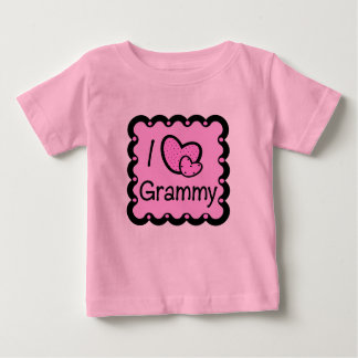 I Love Grammy Cute T-Shirt