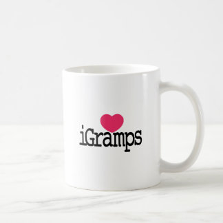 I Love Gramps Coffee Mug