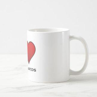 I LOVE GRAND RAPIDS,MI - MICHIGAN COFFEE MUG