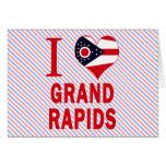 I love Grand Rapids, Ohio Cards