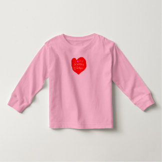 I Love Grandma and Grandpa Shirt
