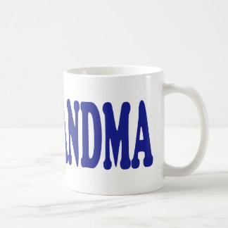 I Love Grandma Coffee Mug