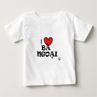 I love grandma (in Vietnamese) Baby T-Shirt