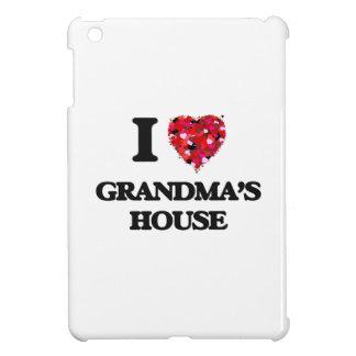 I love Grandma'S House iPad Mini Case