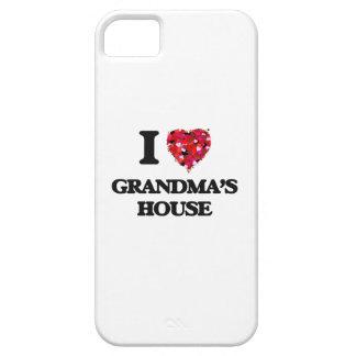 I love Grandma'S House iPhone 5 Cover