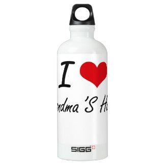 I love Grandma'S House SIGG Traveler 0.6L Water Bottle
