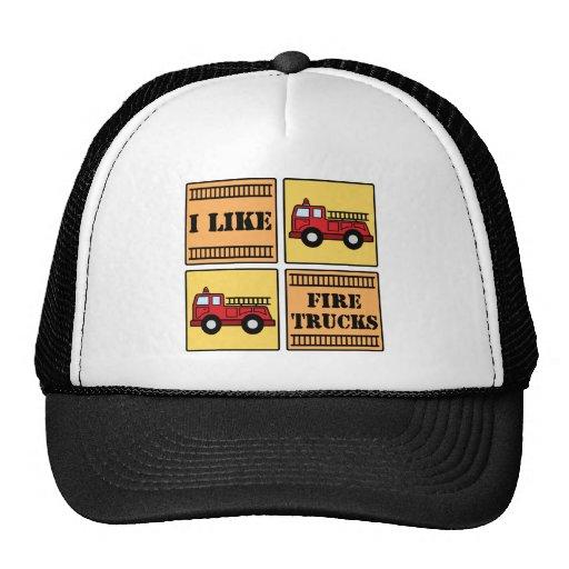 I Love Grandmom Trucker Hat