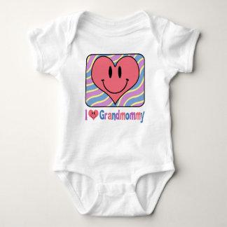 I Love Grandmommy Shirts