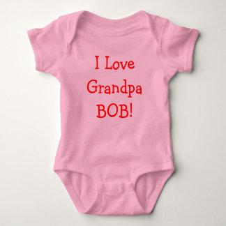 I Love Grandpa Bob! T-shirt
