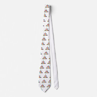 I Love Grandpa T-shirts and Gifts Neck Tie