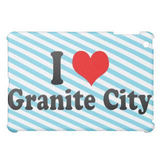 I Love Granite City, United States Case For The iPad Mini
