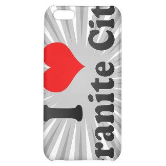 I Love Granite City, United States iPhone 5C Case