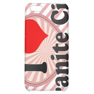 I Love Granite City, United States Case For iPhone 5C