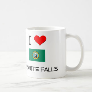 I Love Granite Falls Washington Classic White Coffee Mug