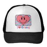 I Love Granny Hat