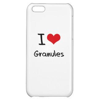 I Love Granules iPhone 5C Case