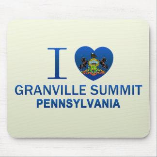 I Love Granville Summit PA Mousepads