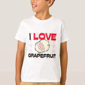 I Love Grapefruit T-Shirt