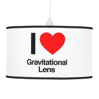 i love gravitational lens hanging pendant lamps
