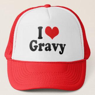 I Love Gravy Trucker Hat