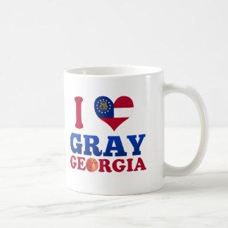 I Love Gray, Georgia Coffee Mug
