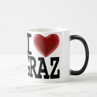 I Love GRAZ Magic Mug