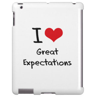 I love Great Expectations