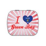 I Love Green Bay, Wisconsin Jelly Belly Tin