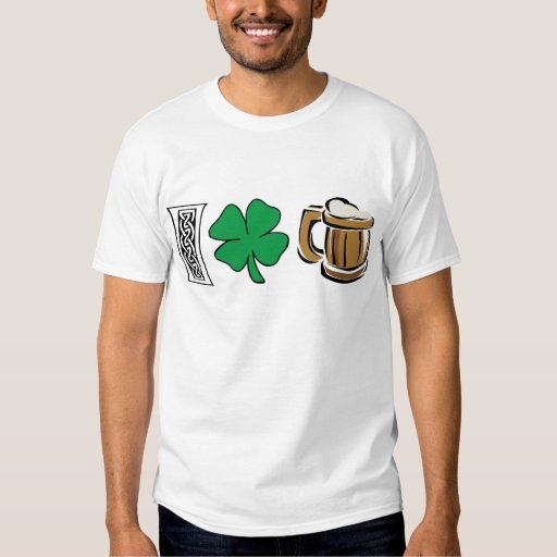 I Love Green Beer T-Shirt