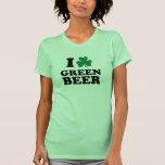 I love green beer tees