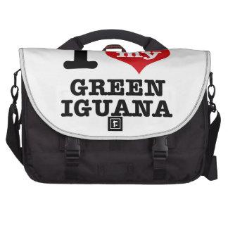 I love Green Iguana Bags For Laptop