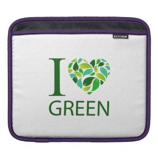 I love green sleeve for iPads