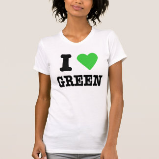 i love green T-Shirt