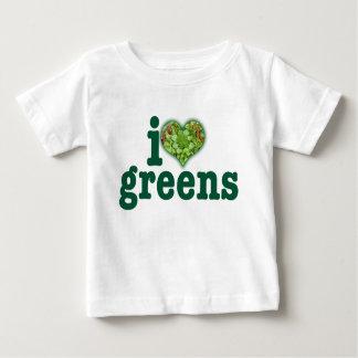 I love greens baby T-Shirt