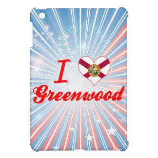 I Love Greenwood, Florida iPad Mini Case