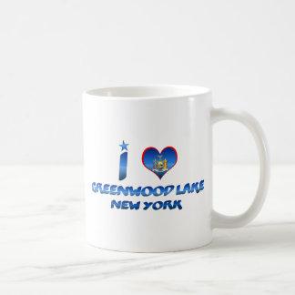 I love Greenwood Lake, New York Mug