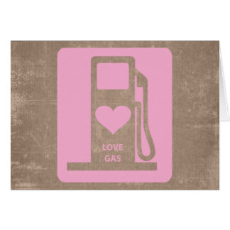 I Love Greeting Card