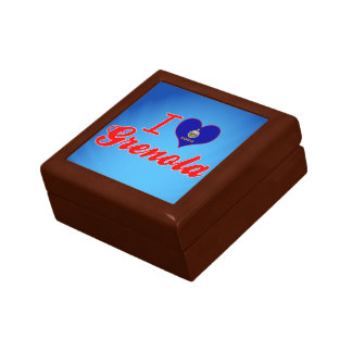 I Love Grenola, Kansas Gift Box