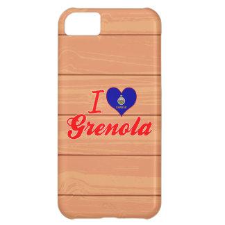 I Love Grenola, Kansas iPhone 5C Covers