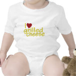 I Love Grilled Cheese Shirt