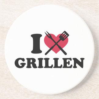 I love Grillen Coasters
