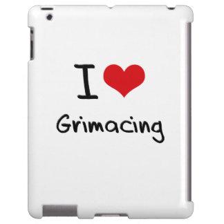 I Love Grimacing