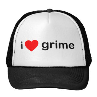 I Love Grime Trucker Hat