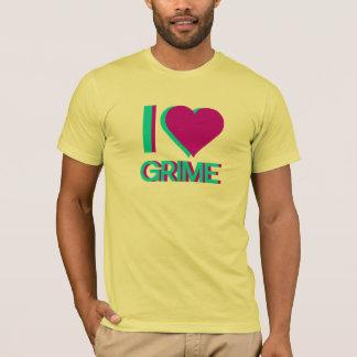 i love grime music t-shirt
