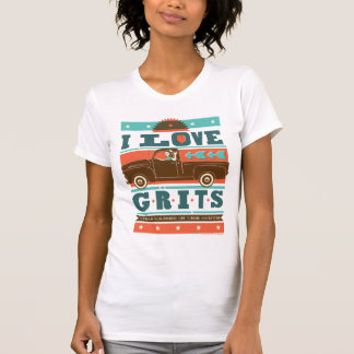 I Love Grits T-Shirt