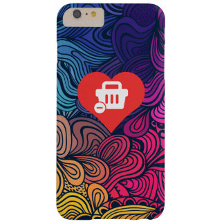 I Love Grocery Shopping Barely There iPhone 6 Plus Case