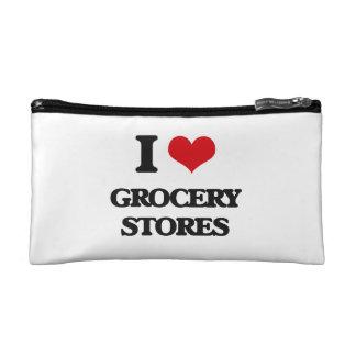 I love Grocery Stores Makeup Bag